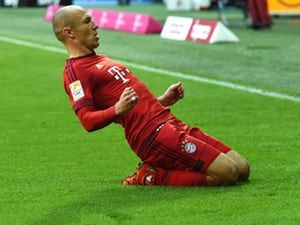 Result: Bayern Munich move four points clear with victory over Borussia Dortmund