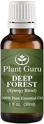 Deep Forest Synergy Blend: Blended with pure ★ Siberian Fir Needle Oil (Abies sibirica ledeb)★ Silver Fir Needle Oil (Abies Alba) ★ Pine Needle Oil (Pinus sylvestris) ★ Cypress Oil (Cupressus ...