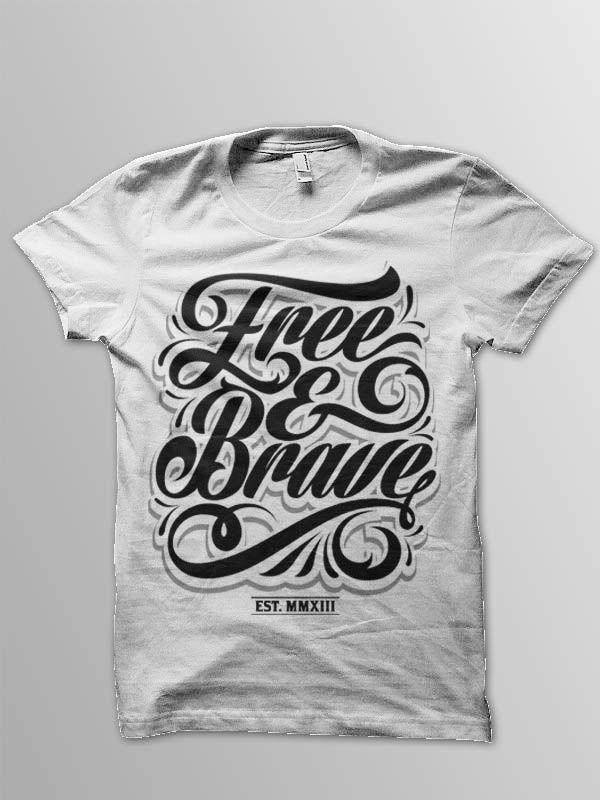 T-shirt design par daanish   n°58   99designs