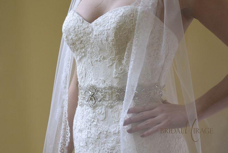 ZOJA menyasszonyi öv | ZOJA bridal slash  #rhinestone #bridalmirage #wedding #esküvő #menyasszonyiöv#strassz