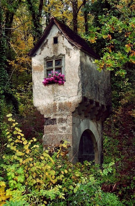 Abandoned Fairy Tale Home | Read More Info: