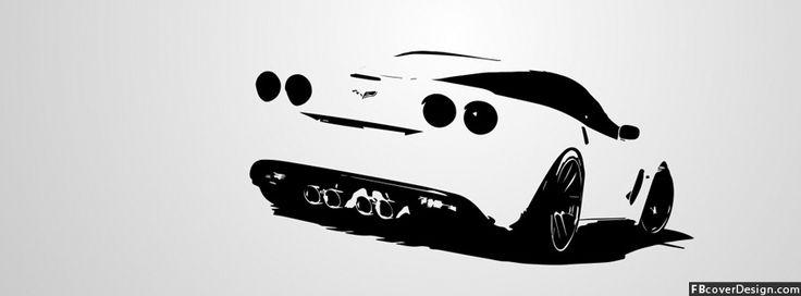 Corvetter Timeline Cover | FBcoverdesign.com