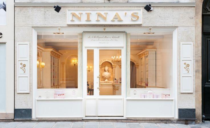 Nina's Paris: Tea with... Marie Antoinette!