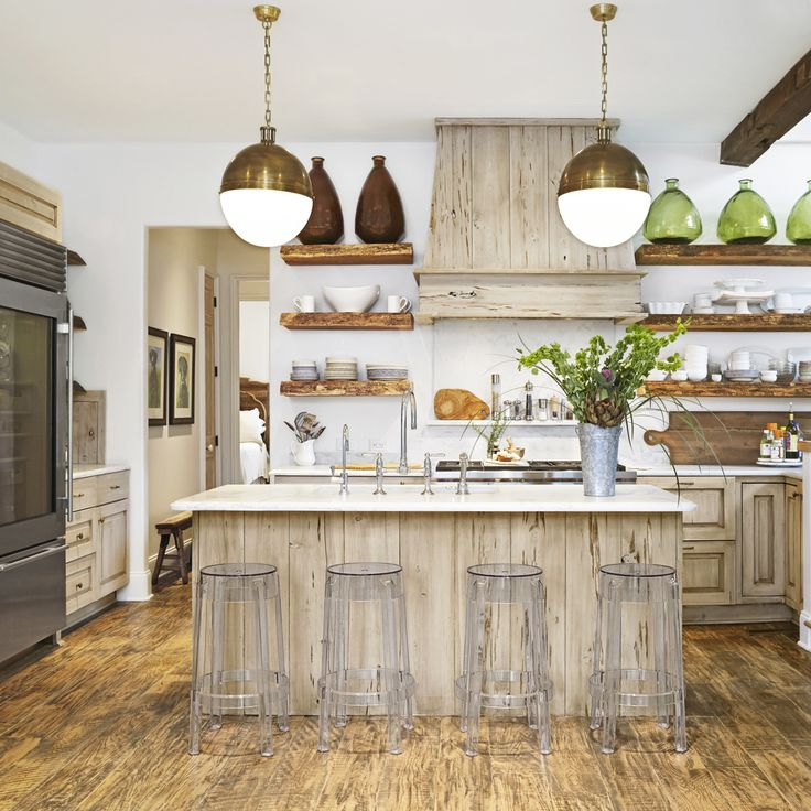 On the note of reclaimed wood, Pecky Cypress Finishes are perfect for your island or cabinets. #love #homedesign #homedecor #interiordesign #interiordecor #kitchen #kitchengoals #wood #reclaimedwood #peckycypressfinishes #homeandstone