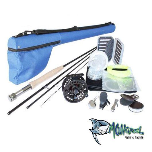 FLY FISHING COMBO, $220.00