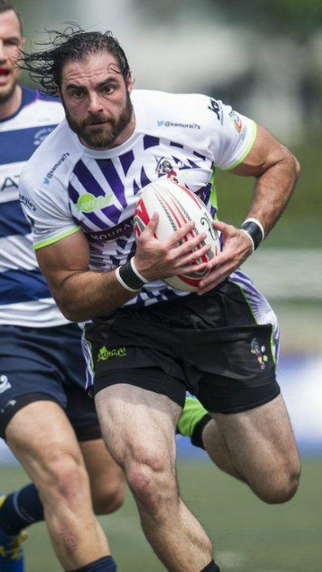 Nate Ebner, USA Rugby  NE PATRIOTS   43