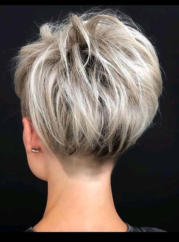 Best Ever Short Pixie Haircut Styles For Ladies In 2020 Short Textured Hair Short Hair With Layers Thick Hair Styles