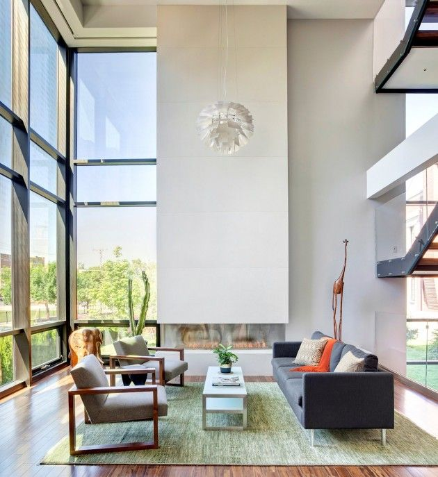 Lincoln Park Modern Home By Joseph Trojanowski