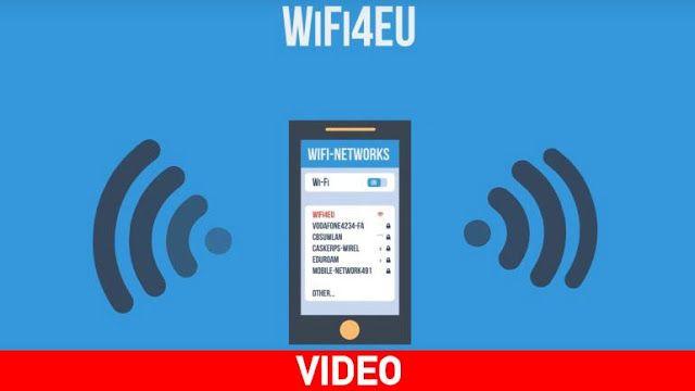 #KOUKOUZELIS #Blog: Δωρεάν #WiFi σε όλη την #Ευρώπη #VIDEO