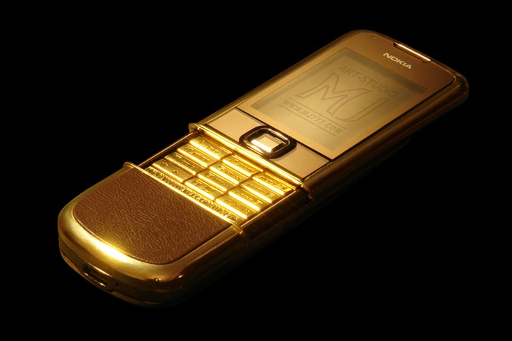 MJ Nokia 8800 Arte Solid Gold 585 SC5 Exclusive Unique Phone. The case and buttons from cast gold of 585, 750, 777, 888, 999 alloy. Diamond identifiers. Exclusive boxes. Private Edition.   http://exclusive-mj.com/en/