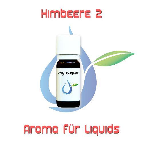 Himbeere 2 Aroma | My-eLiquid E-Zigaretten Shop | München Sendling