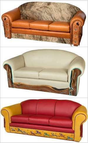 Tips For Buying Leather Sofas   These Would Look Great At The Rustic Cabin  Decor