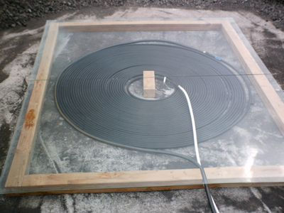 DIY Solar Thermal...By far the easiest I've seen to make...