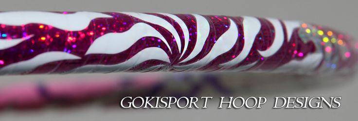 GOKISPORT.COM - GOKISPORT HOOP DESIGNS - 1/ RHYTHMIC GYMNASTICS, DANCE, BALLET, GYMNASTICS