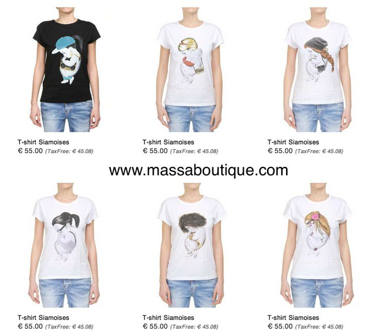 Siamoise è sull' #ecommerce #Massa Boutique