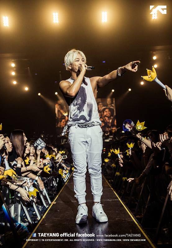 Taeyang's 2014 Rise Concert in Seoul