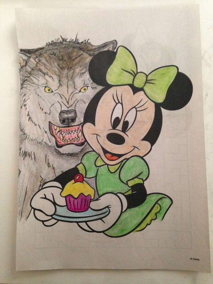 List Of Funny Coloring Book Corruptions Page 11