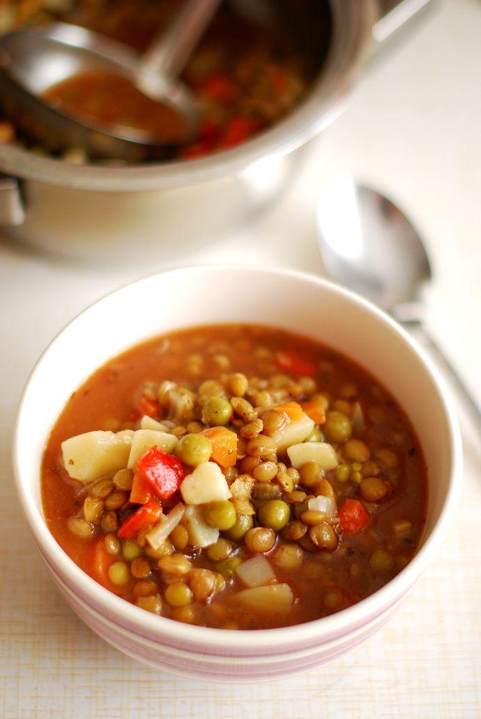 zupa z soczewicy: Inaczej, Jedna, Często, In, Ją Odrobinę, Czytania, Jest Taka, Chętnie Wracam, Jedną