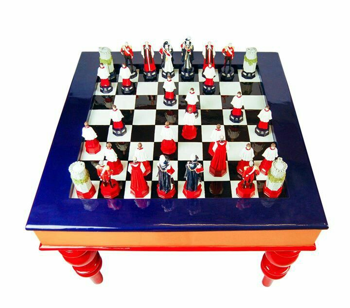 #chess #table #wooden #furniture #graphic #unique #bespoke #handpainted #fashion #lifestyle #accessory #designer #fashionista #dreamer #accessories #accessorize #art #artist #design #decor #flukedesign #handpaint #handcraft #handcrafted #limitededition #custom #custommade