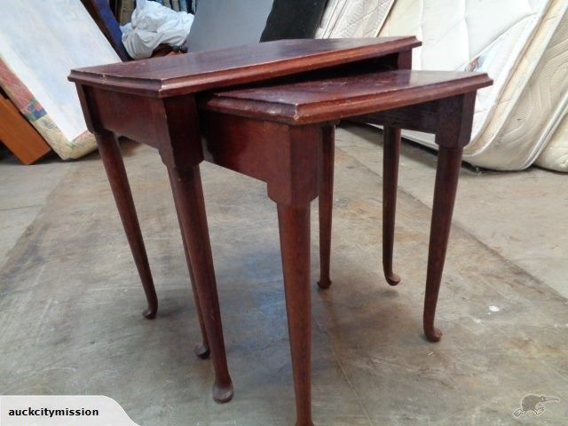 duo nesting tables | Trade Me