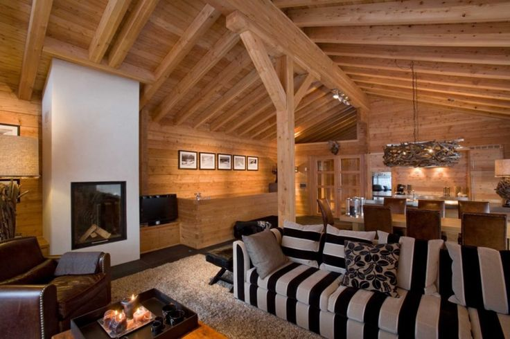 HIP Studio - Zwitsers Chalet - Hoog ■ Exclusieve woon- en tuin inspiratie.