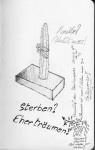 Grabkreuz, Montmatre Paris auf http://www.croquis.eu/sketches/grabkreuz-montmatre-paris-2/ #sketch #draw #zeichnen #skizze #zeichnung #dessiner #croquis #equisse #griffonage