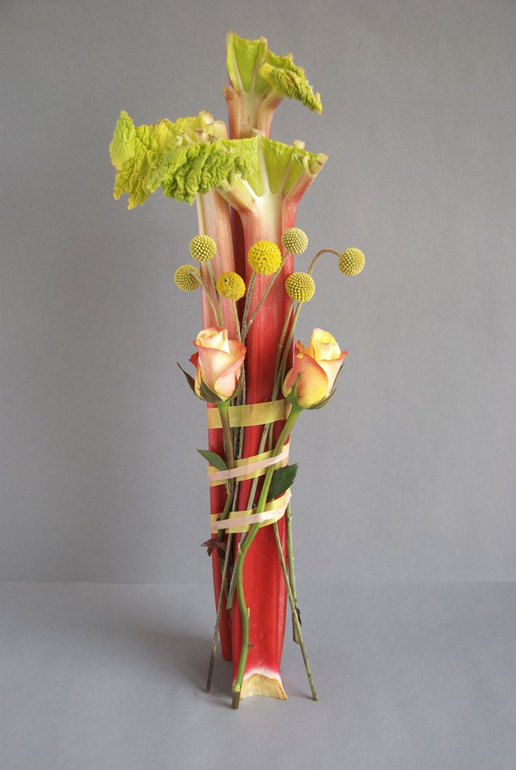 Vegetable bouquet - Stylingsinja