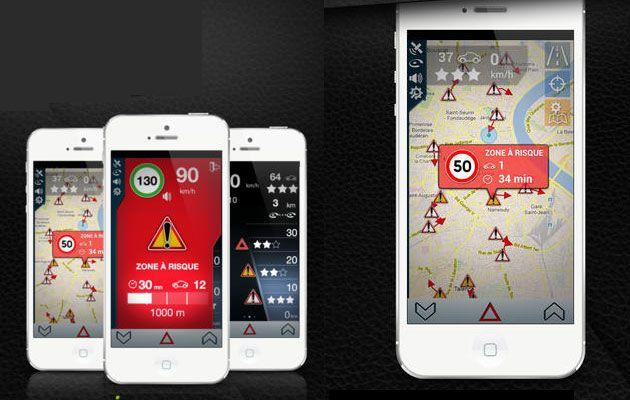 [Bon App'] iCoyote l'application payante la plus téléchargée en France