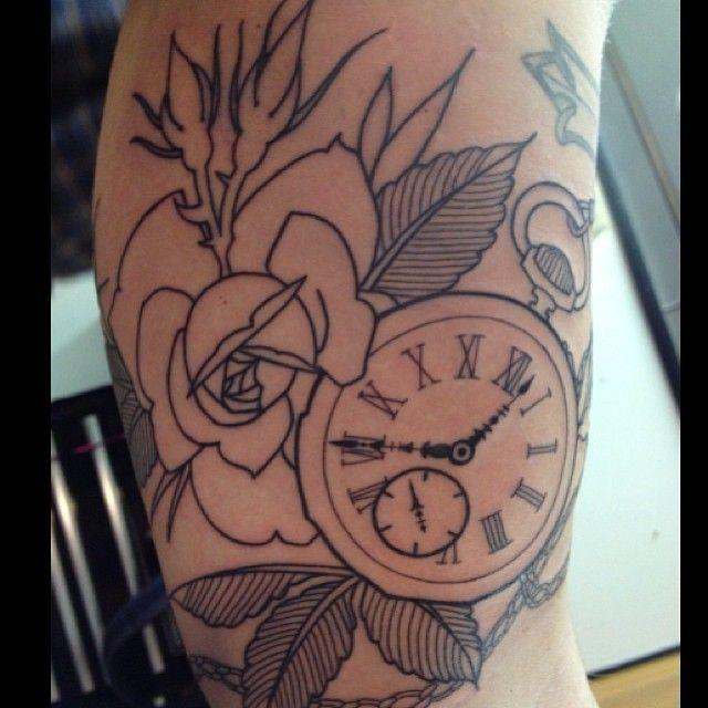 By Mike Gary At Revolver Tattoo; New Brunswick, NJ