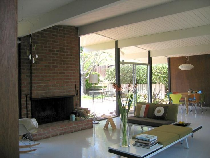 1000 ideas about eichler house on pinterest modern for Eichler designs