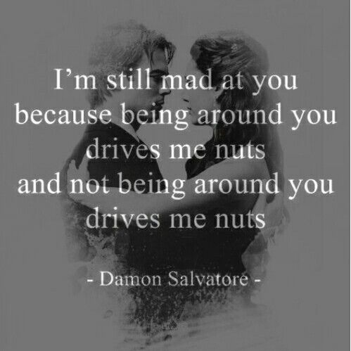 ian somerhalder, Nina Dobrev, and quote image
