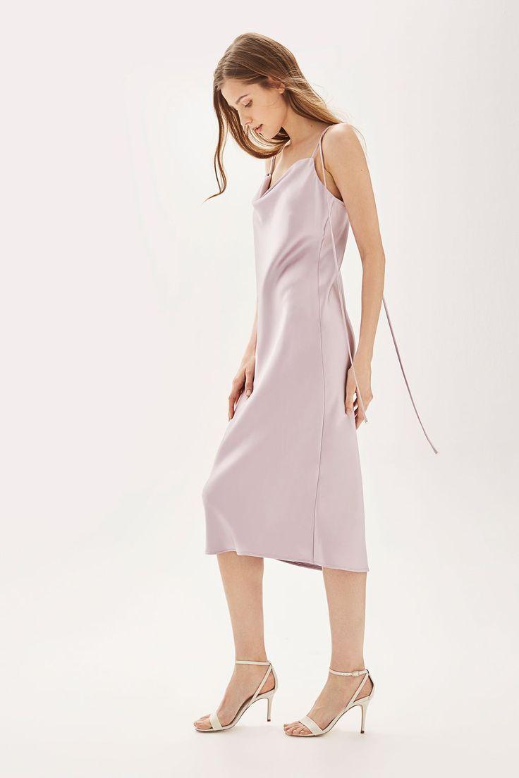 TopShop / Cowl Neck Slip Dress / $160