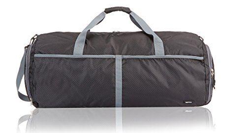 AmazonBasics 27-inch Packable Travel Duffel