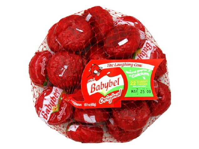 Babybel Cheese Semisoft Mini Original 28 Oz: Mild, Creamy And Delicious,  Our Original Goes With This, That And Everything Else!