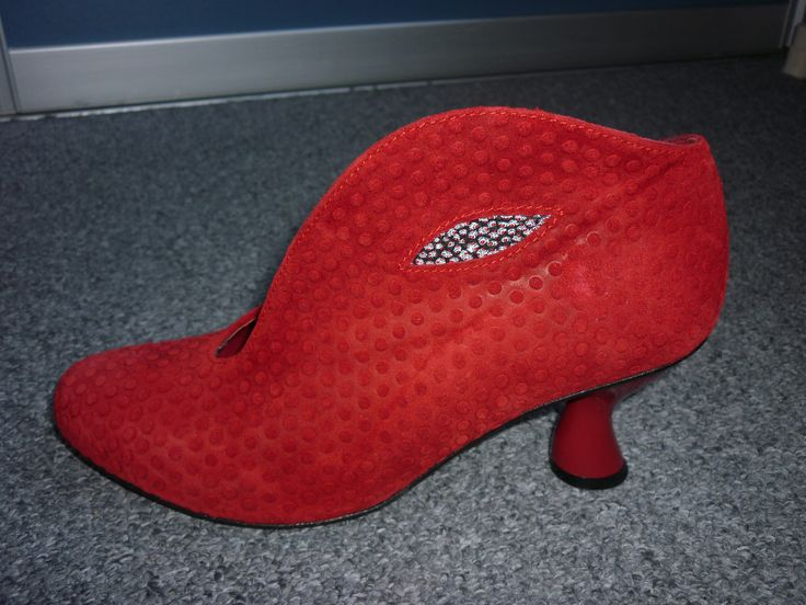 Mooie schoenen van Jan Jansen.