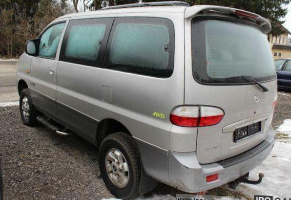 H-1 Wagon Hyundai lease - http://autotras.com