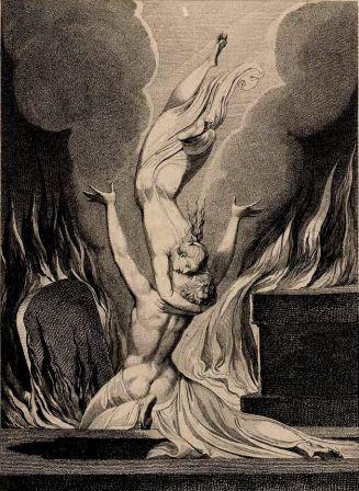 william blake   Ventre em Ebulição: A arte de William Blake