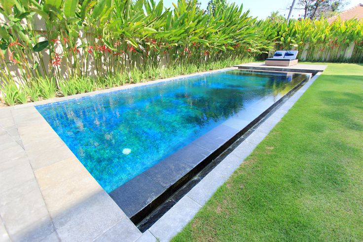 Villa Eight | 4 bedrooms | Sanur, Bali #villa #bali #exterior #swimmingpool #garden #photo