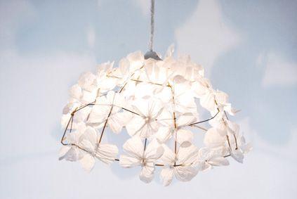 Ceilinglamp design CATARINA LARSSON. Handmade in Sweden