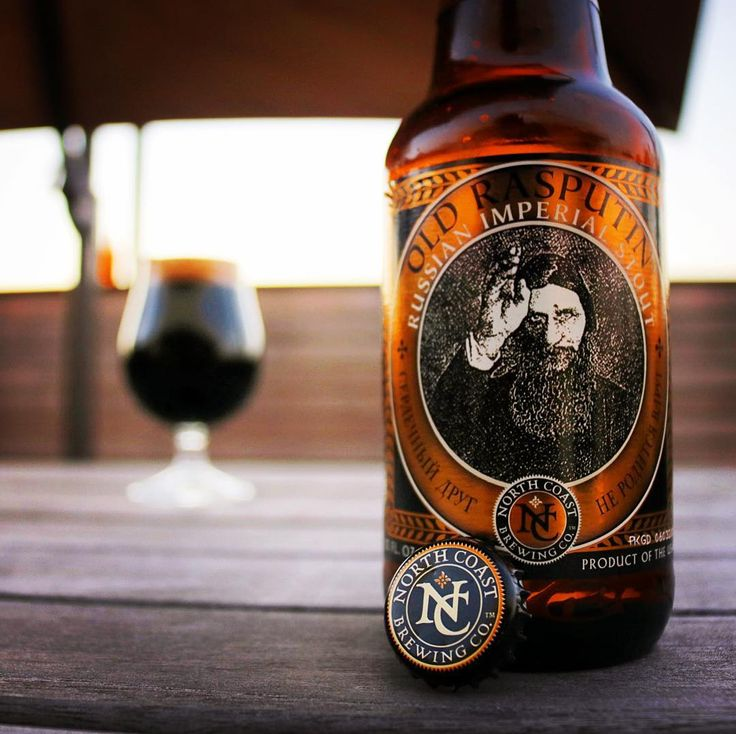 Old Rasputin  @northcoastbrewingcompany ___ Amor em forma líquida  #beersommelier #beergeek #confraria27 #vemsexta #ris #stout #imperialstout #bier #brejas #bebomelhor #bebamenosbebamelhor #craftbeerporn #craftbeer #beerpicture #beergram #instabreja #instabeer #beersommelier #sommelier #lajehomepub #liquidosagrado #lovecraftbeer #horadogole #tcherveja #t6i #planetacervejeiro #pornbeer