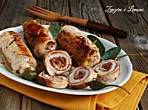 Involtini di tacchino ripieni | ricetta gustosa