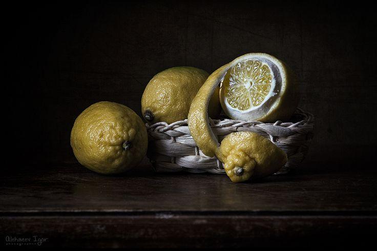 Lemons... by Igor Alekseev, via 500px