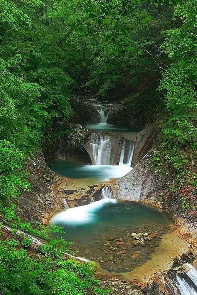 Karasu Village Waterfall, Rize