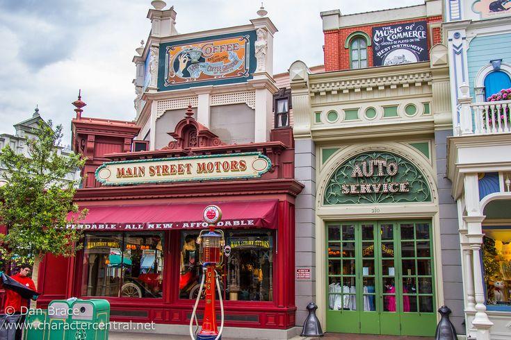 Main Street USA Shops