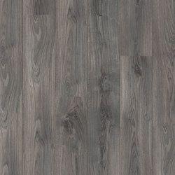 Laminate flooring-Hard floors-Classic Plank 2V dark grey oak-Pergo