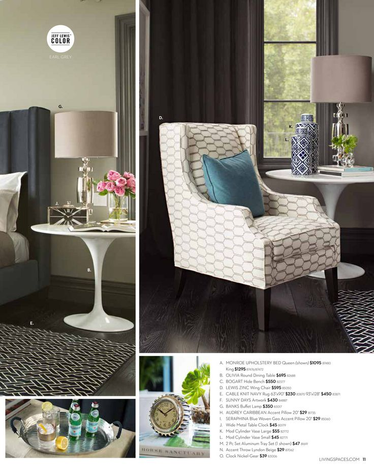 1000 ideas about bedroom reading chair on pinterest buy for Jeff lewis bedroom designs
