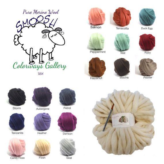 1000 id es sur le th me couvertures de bras en tricot sur pinterest couvertures tricot es - Grosse laine pour couverture ...