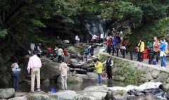 福岡県糸島市の白糸の滝では白糸のヤマメ釣り祭りをするらしいよ 期間は2017年5月3日水祝5月7日日9:0017:00 2000円で釣り具をレンタルしてくれるから手ぶらでOK 4匹まで釣ることができるけど全く釣れなくても3匹までプレゼントしてくれるよ ゴールデンウィークの糸島周辺はすっごく渋滞するから情報に気を付けながら行ってみてね() tags[福岡県]