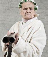 Chistes de ancianos - Divorcio a la mala.