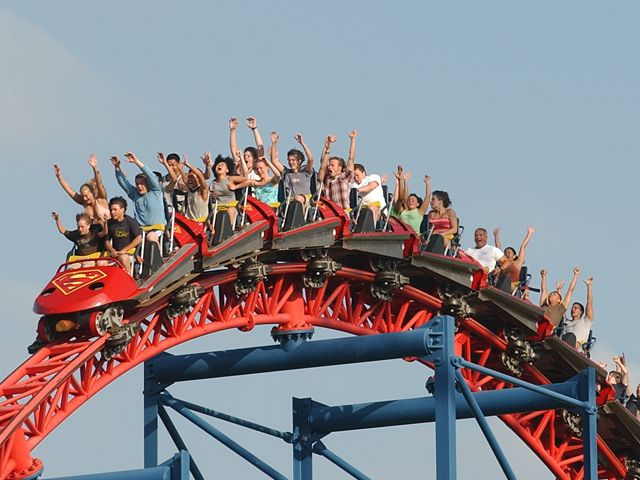 Darien Lake Still A Top Destination for Summer Thrills On The Weekend